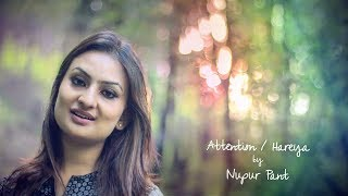 Charlie Puth - Attention / Haareya Song   Mashup   Nupur Pant feat. Yuden   4K