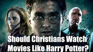Download Should Christians Watch Movies Like Harry Potter? Video