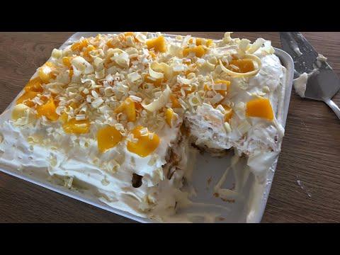 Mangomisu Recipe - Episode 352 - Baking with Eda