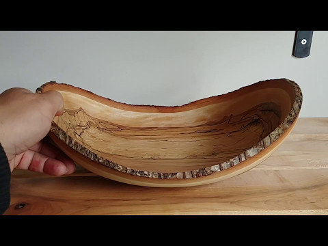Woodturning Giveaway Winner
