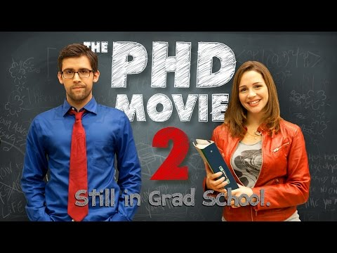 The PHD Movie 2 - OFFICIAL TRAILER