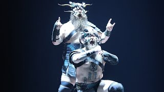The Viking Raiders open up about their long journey back to Raw