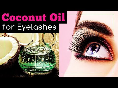 Coconut Oil for Eyelashes: Benefits and Serum Recipe