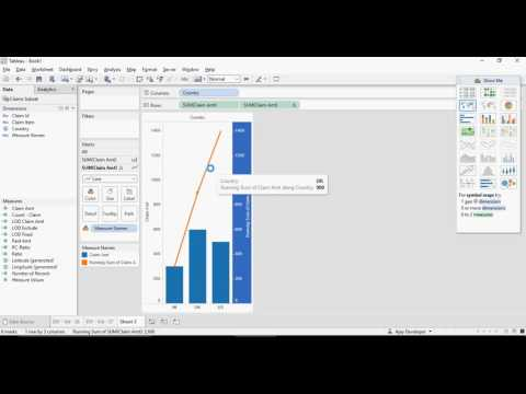 Tableau - Do it Yourself Tutorial - Table Calculations - DIY -28-of-50