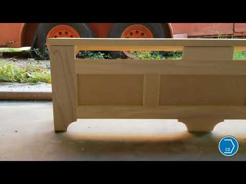 Custom Baseboard Heater Covers | The Classic | Shipped Direct to You | Replace Metal Radiator Covers