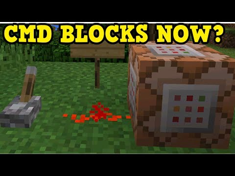 Minecraft Xbox One / Switch - Command Blocks Coming Now? (QnA)