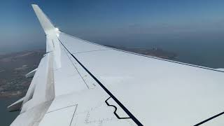 FSX, Taca Airlines A321-211 Approach and landing into Washington