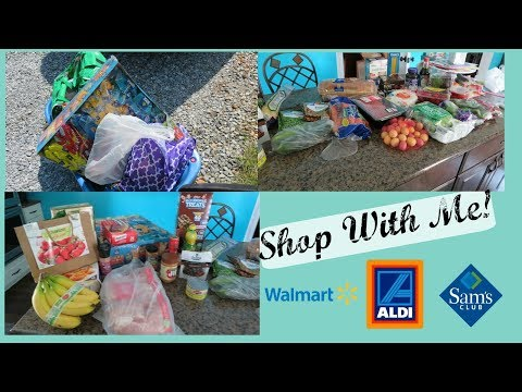 Shop With Me!! | Grocery Haul