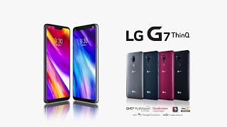 LG G7 ThinQ: Product Video