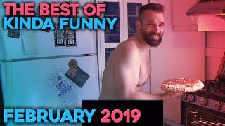 Kinda Funny Twitch Recap - Feb 18-22 2019 - PakVim net HD