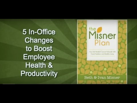 5 In Office Changes to Boost Employee Health and Productivity