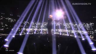 Sanna Nielsen - Undo (Sweden) 2014 Eurovision Song Contest First Semi-Final