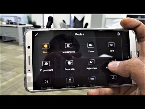 Huawei Mate 10 / Mate 10 Pro - Camera Features, Detailed Hands-on Review and Samples