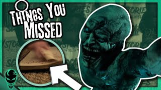 21 Things You Missed In Scary Stories To Tell In The Dark (2019)