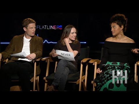 Watch: 'Flatliners' Cast Plays