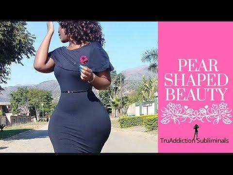 NEW Pear Shaped BEAUTY COMBO (PART 1 OF 2)~TruAddictionSubliminals💋