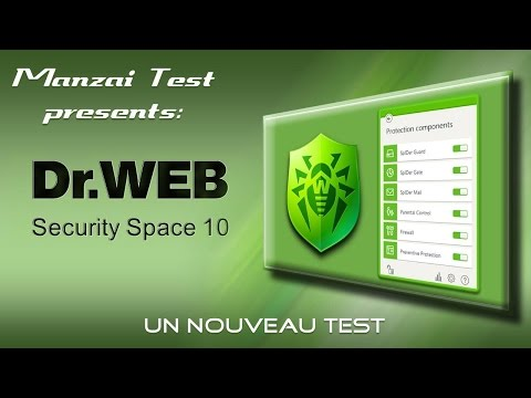 [Test Musical] Dr.Web Security Space 10 Final