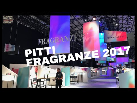 Pitti Fragranze 2017 | Highlights From 29 Brands @ Pitti Fragranze 2017 In Florence, Italy
