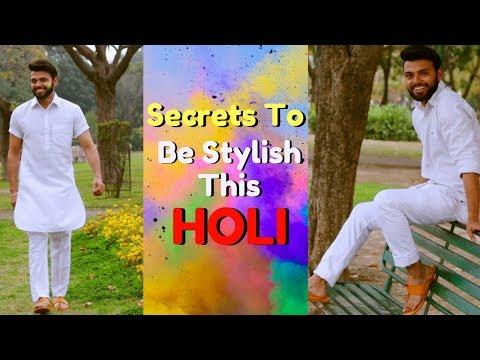 Secrets To be Stylish This Holi | Be Ghent | Rishi Arora #StopZabardasti