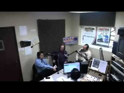Mark Thompson retirement from the Mark and Brian morning show II