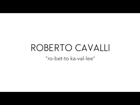 How to Pronounce Fashion Brands & Names (Part 2)