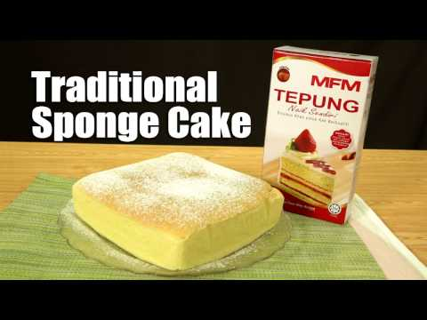 MFM Self Raising - Traditional Sponge Cake