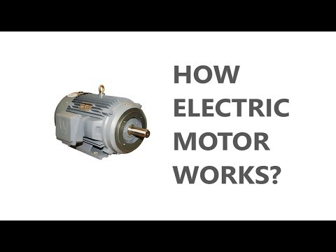 How Electrical Motor Works