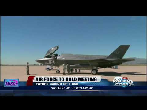Tucson could still be the landing spot for F-35s