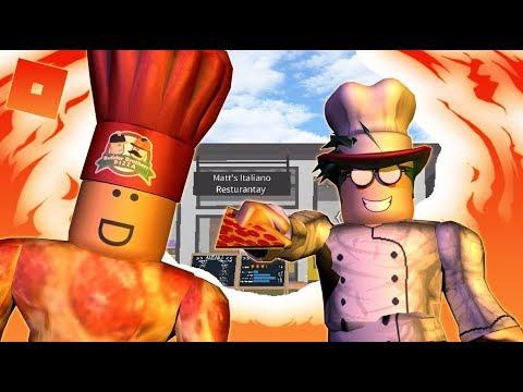 The Pizza Bros! | Chef Matt #2 (FT Leo)