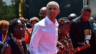 Watch live from South Africa as Barack Obama makes a high-profile speech honouring Nelson Mandela
