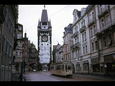 Black Forest and Basler Fasnacht 1970