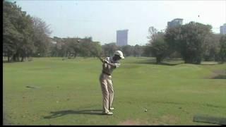 Minimalist Golf Swing - fix for EXCESSIVE BODY MOVEMENT