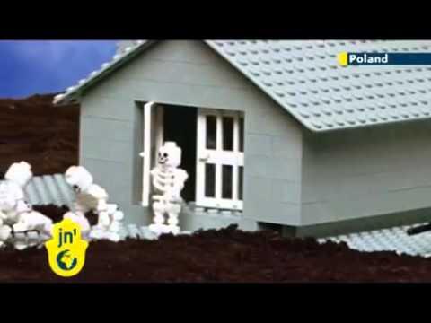 Lego Nazi Concentration Camp of Poland