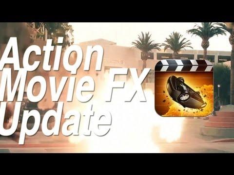 Action Movie FX Update