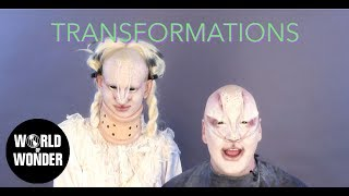 Salvia: Transformations with James St. James 528