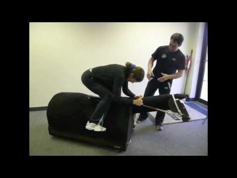 Exercise for Horseback Riding and Racing