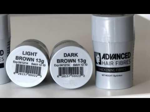 Advanced Hair Thickening Fibers - Magic