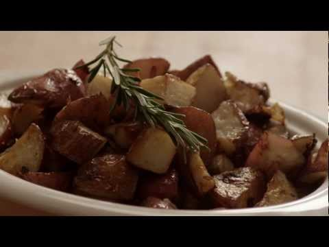 Oven Roasted Red Potatoes Recipe - How to Oven Roast Red Potatoes | Allrecipes.com