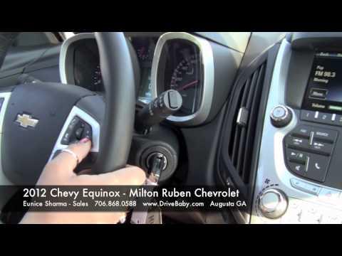 2012 Chevy Equinox Walkaround   Milton Ruben Chevrolet   Augusta GA