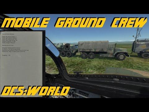 DCS:World » Mobile GroundCrew » AJS-37 Viggen