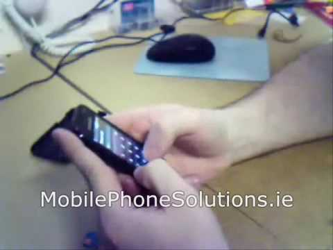 Samsung Jet (S8000) Locked to Orange UK | Unlocked @ Mobile Phone Solutions Dublin