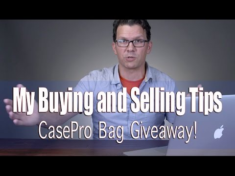 Safe buying and selling tips on Craigslist and Bag Giveaway