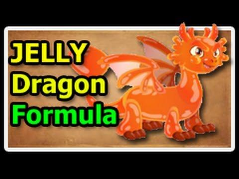 JELLY DRAGON Deus Vault FORMULA in Dragon City