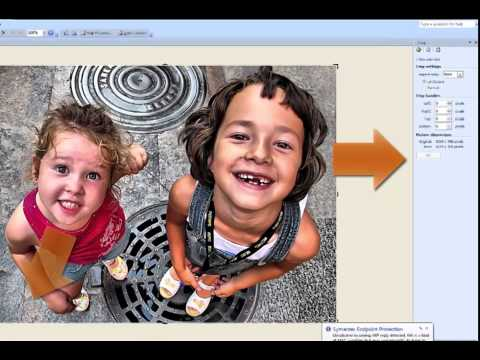 How to Crop & Resize Photos for Web Using MS Picture Manager
