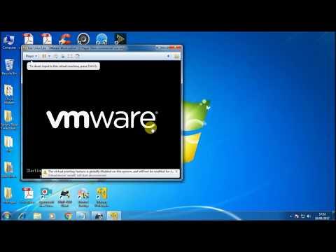 Kali Linux Lite 2017 Setup in VMWARE  Windows 7