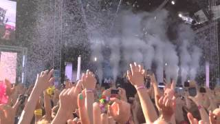 Live Video From Weekend Festival 2014 Of Martin Garrix In Helsinki, Finland (15.8.2014)