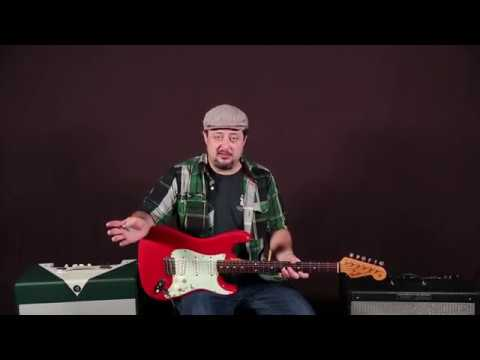 Are you an older blues guitar player? (This lesson is for you!)
