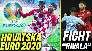 HRVATSKA IDE NA EURO 2020!! STERLING NAPAO GOMEZA NAKON PORAZA! The Offside #55