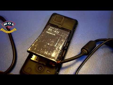Nokia Asha 206 RM-872 Security Code Reset-Dead Repair