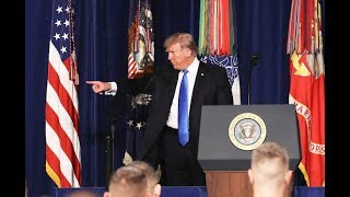 Trump Escalating Tensions With Pakistan